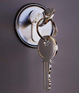 צילינדר וסט מפתחות