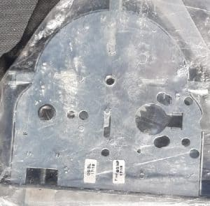מנגנון נעילה לדלת פלדה